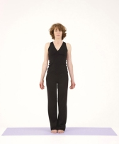Be A Beginner with Tadasana (Mountain Pose) ~ Kim Metz, RYT 200